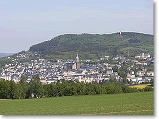 Kontakt - Ansicht Annaberg-Buchholz